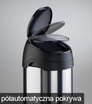 otwieranie kosza na śmieci meliconi