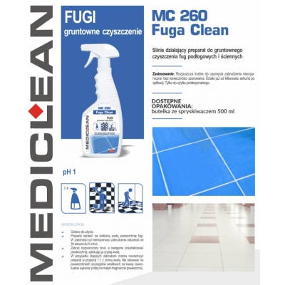 Medi-Clean Fuga Clean MC260