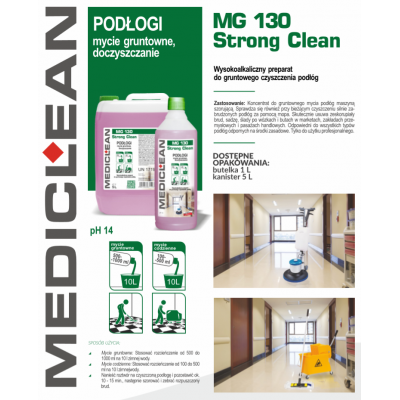 Medi-Clean Strong Clean MG 130