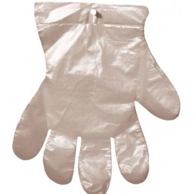 Rękawice foliowe polietylenowe 100 sztuk