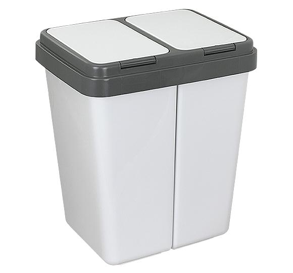 Kosz Na śmieci Do Segregacji Odpadów 50 L Ecobin