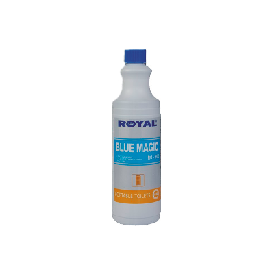 Płyn do toalet przenośnych Blue Magic Royal 1 L