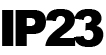 suszarka posiada certyfikat wodoodporności IP23