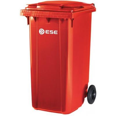 Unikalne Pojemnik na odpady czerwony 240 litrów ese • Cena 209 zł ESE/240/C VZ12